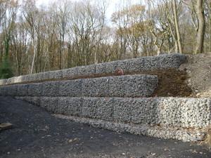 Prix d un mur de sout nement namur facteurs d influence - Comment construire un mur de soutenement en bois ...