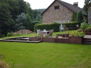 Entretien parc et jardin for Amenagement de jardin exterieur
