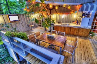 Aménagement de jardin en pente : nos conseils