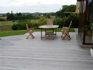Société de pavage extérieur et création de terrasses